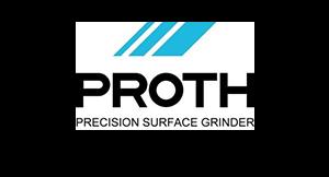 Proth, spécialiste dans les machines rectifieuses de surface